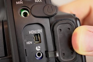 Canon XL H1 Loose Ports Repair