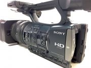 Sony AX2000 For Sale Side