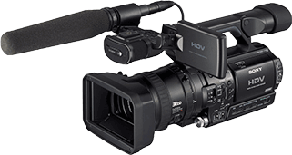 Sony Camcorder Repair Image home