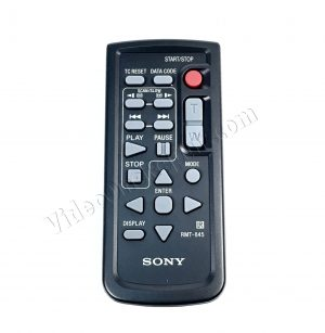 Sony HDR-AX2000 Remote Commander