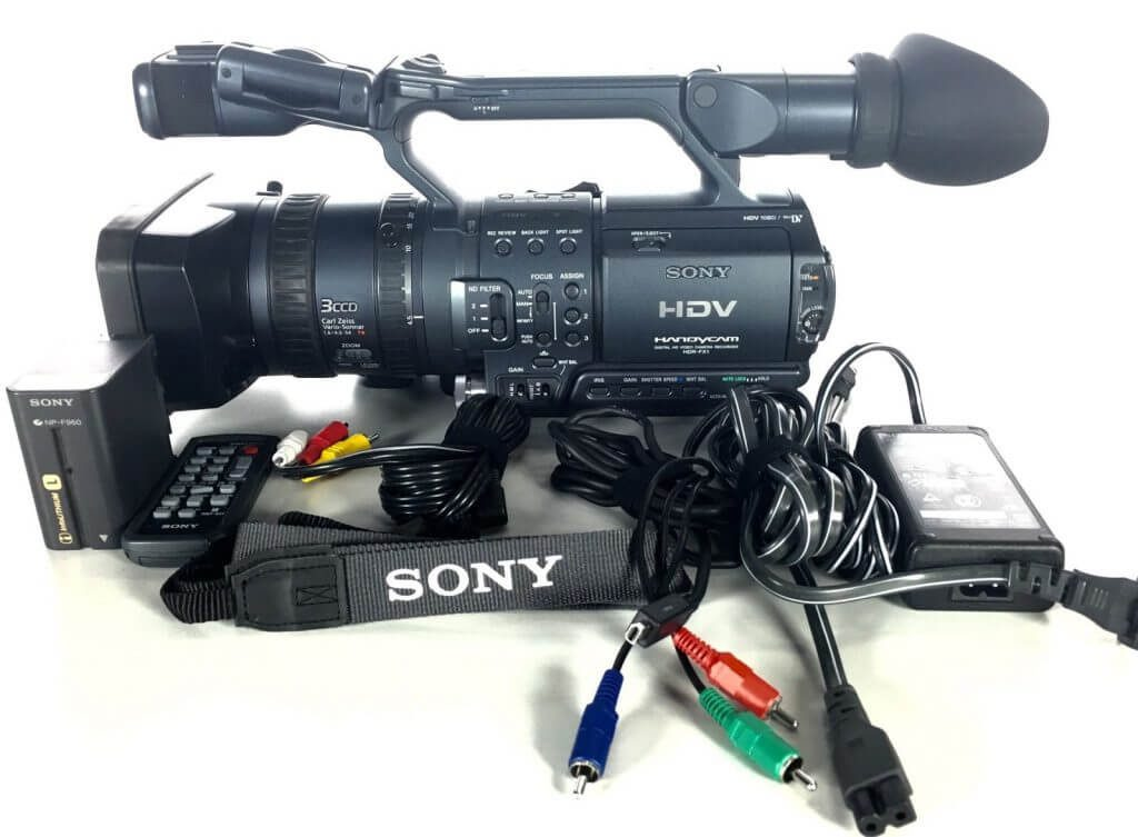 Sony HDR-FX1 For Sale