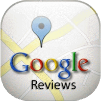Video One Google Reviews Button