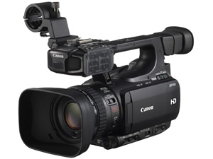 Canon XF100 Camcorder Repair