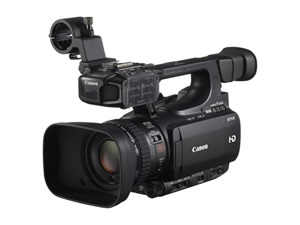 Canon XF105 Camcorder Repair
