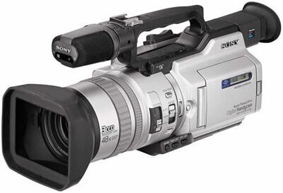 dcr-vx2000 Sony Camcorder Repair