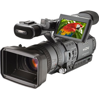HDR-FX1 Sony Camcorder Repair