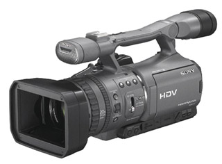 HDR-FX7 Sony Camcorder Repair