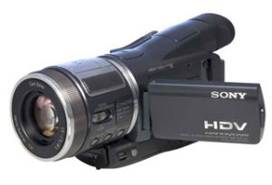 HDR-HC1 Sony Camcorder Repair