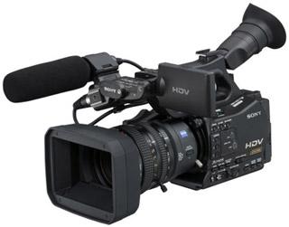 Sony Z7U Camcorder Repair