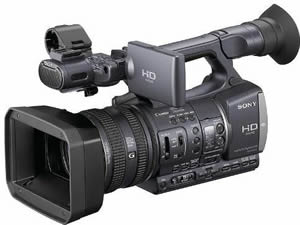 Sony HXR-NX5 Camcorder Repair Service