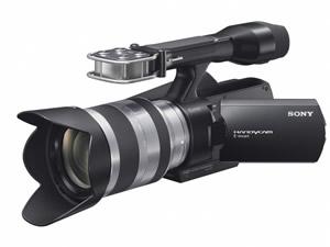 Sony NEX-VG10 Camcorder Repair Service