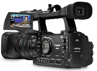 Canon XH G1 Camcorder Repair