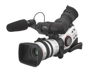 Canon XL2 Camcorder Repair