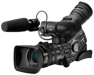 Canon XL H1 Camcorder Repair
