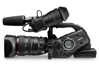 Canon XL H1A Camcorder Repair