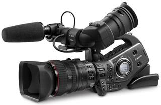 Canon XL H1S Camcorder Repair